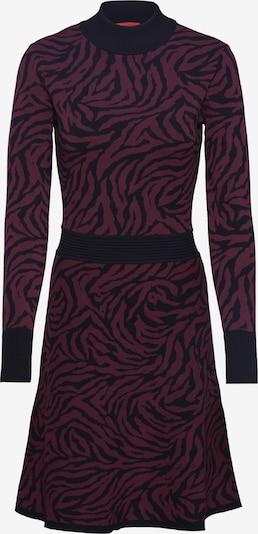 HUGO Kleider 'Sumee' in lila / schwarz, Produktansicht