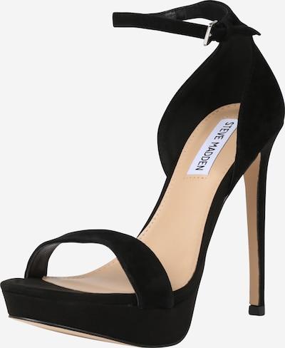 Sandale cu baretă 'SARAH' STEVE MADDEN pe negru, Vizualizare produs