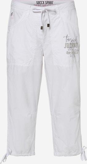 Soccx Bermuda in weiß, Produktansicht