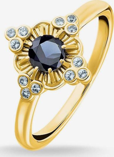 Thomas Sabo Ring 'Royalty Gold' in gold, Produktansicht