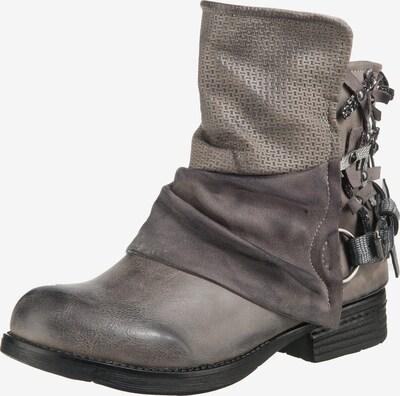 Laufsteg München Boots in greige, Produktansicht
