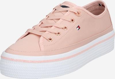 TOMMY HILFIGER Sneaker in rosa / weiß, Produktansicht