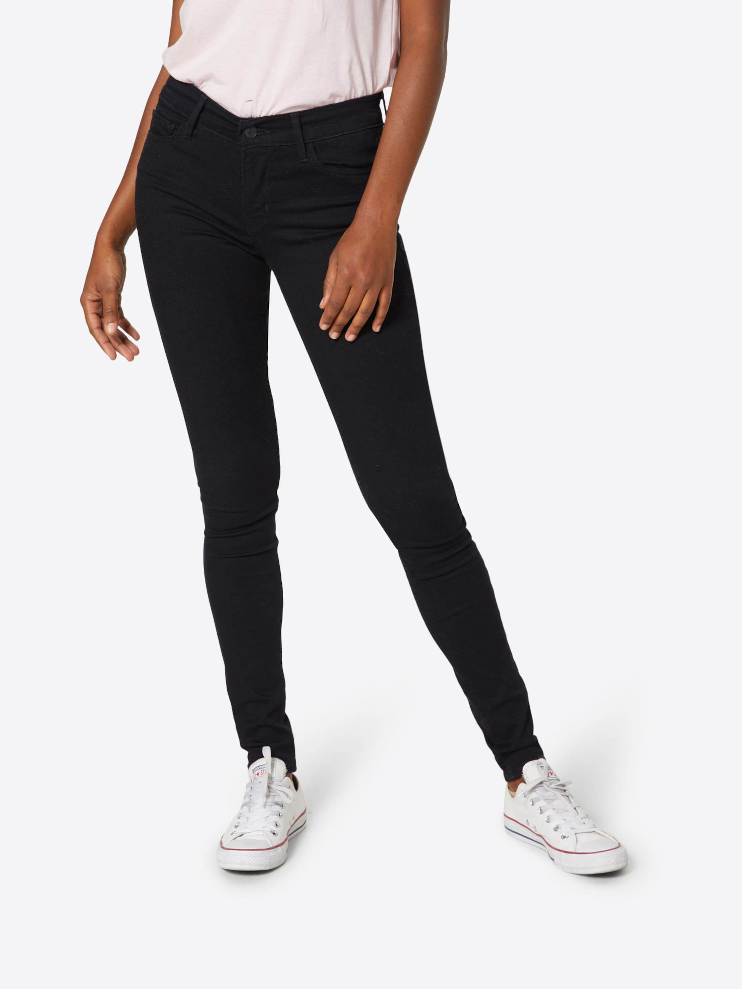 Jeans '710 Denim Levi's Innovation Black Super Skinny' In I7yfgbm6Yv