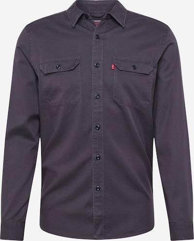 LEVI'S Hemd 'JACKSONWORKER' in grau, Produktansicht