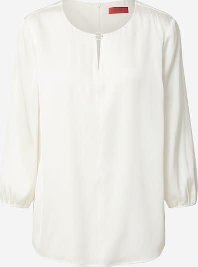 HUGO Bluse 'Caela-1' in weiß, Produktansicht