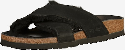 PAPILLIO Pantoletten 'Daytona' in schwarz, Produktansicht