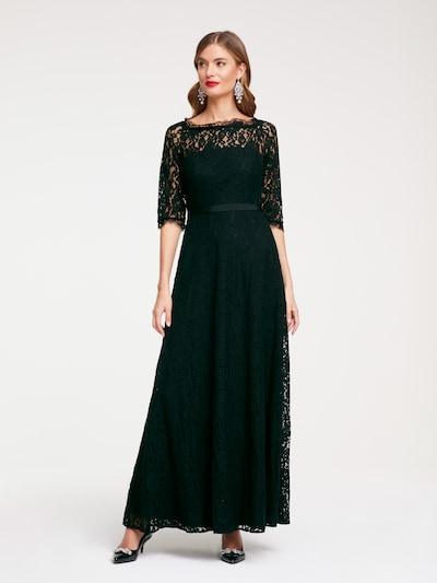 heine Abendkleid in schwarz, Modelansicht