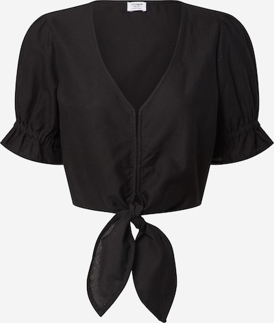 Cotton On Shirt in schwarz, Produktansicht