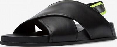 CAMPER Sandalen ' Twins ' in schwarz, Produktansicht
