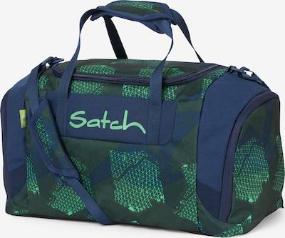 Satch Tasche in navy / jade / tanne, Produktansicht