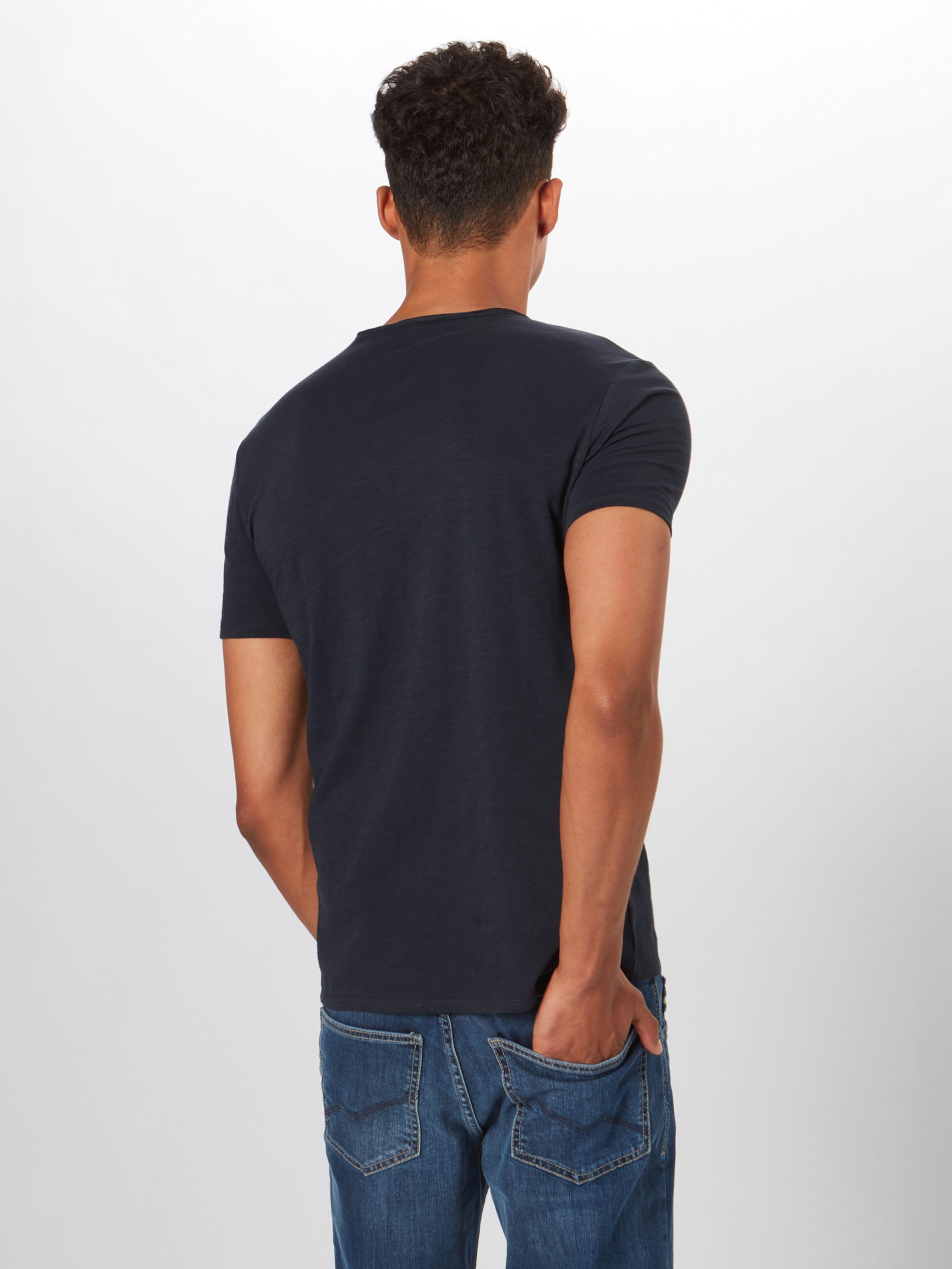 Dunkelblau Marc O'polo Marc Shirt In 6yv7gbYfI