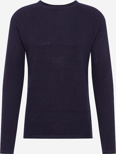 Key Largo Trui 'MST THOMAS' in de kleur Zwart, Productweergave