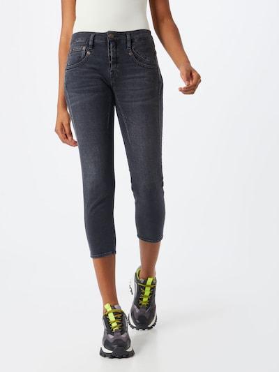 Herrlicher Jeans 'Shyra' in grau, Modelansicht