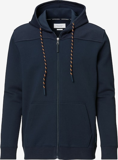 Marc O'Polo DENIM Sweatjacke in marine, Produktansicht