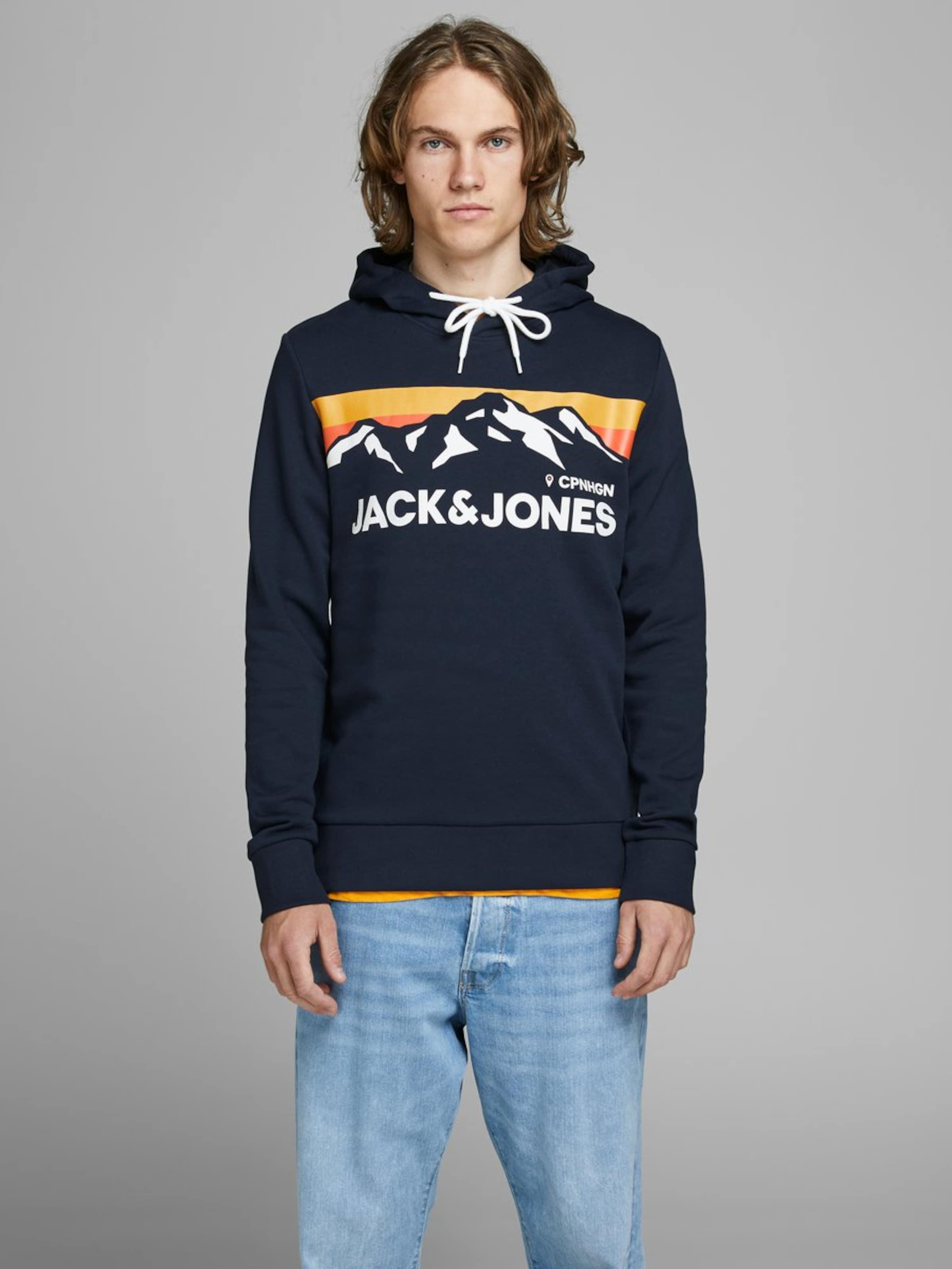 MarineBlanc Bleu shirt Jones Jackamp; Sweat En qzVSMpGU