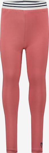 Noppies Leggings 'Clarence' in pastellrot / schwarz / weiß, Produktansicht
