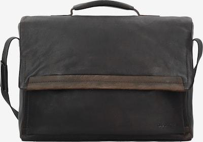 STRELLSON Aktentasche 'Camdon' in dunkelbraun, Produktansicht