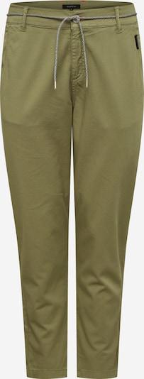 recolution Pantalon en olive, Vue avec produit