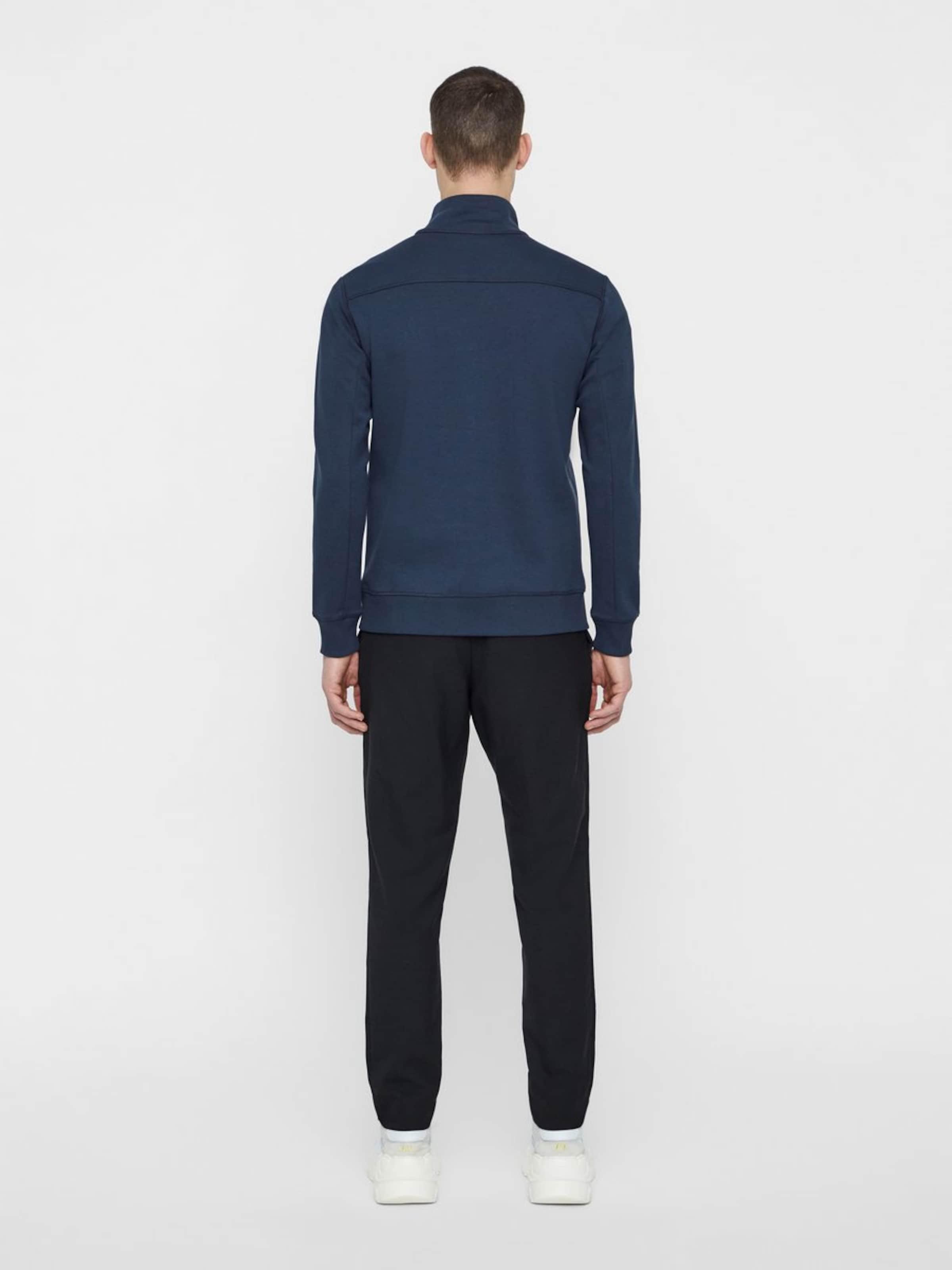 Bleu Sweat Marine lindeberg 'koby' En shirt J Sc5A4Rjq3L