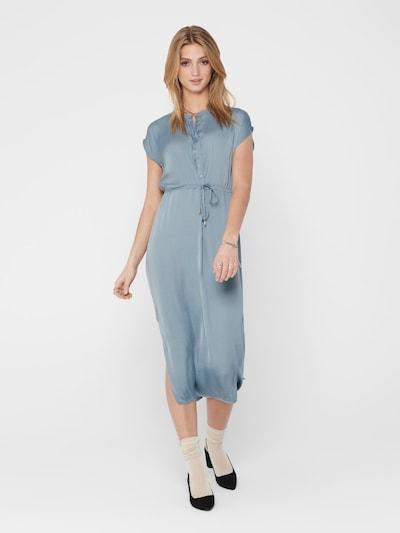 JACQUELINE de YONG Blusenkleid 'SHEELA' in hellblau, Modelansicht