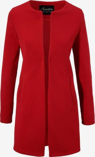 VIVANCE Blazer in rot, Produktansicht