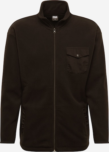 Urban Classics Fleecová mikina 'Polar' - černá, Produkt