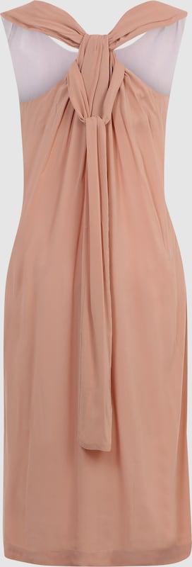 YAYA Sommerkleid mit Knotendesign