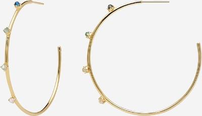 P D PAOLA Ohrringe 'AR INDIGO' in gold, Produktansicht