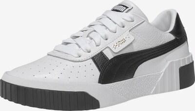 PUMA Sneaker 'Cali' in schwarz / weiß, Produktansicht