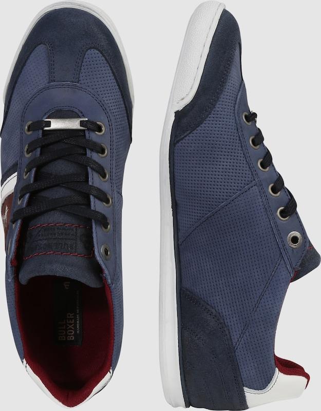 BULLBOXER Sneaker mit perforierter Oberfläche
