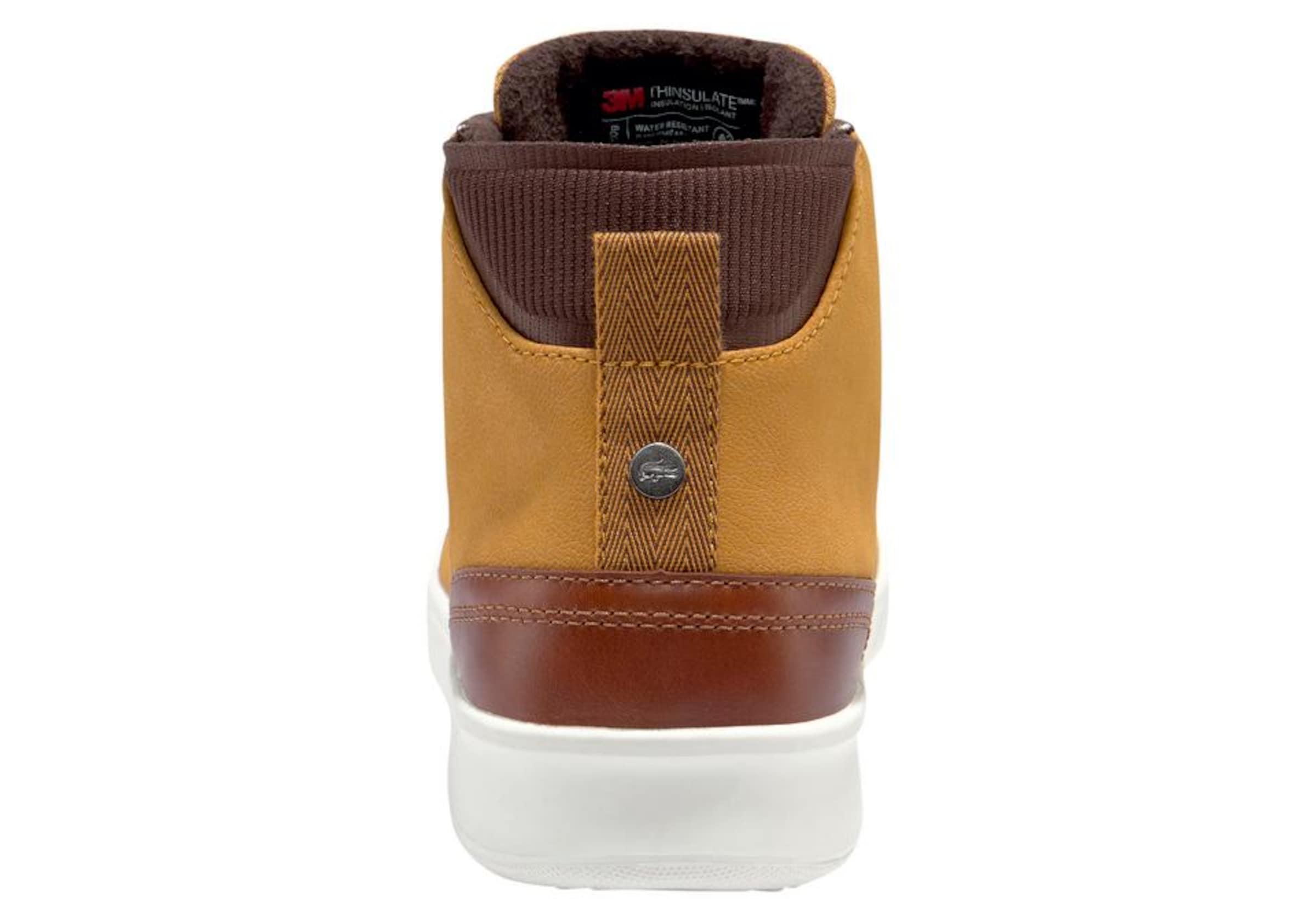Sneaker Lacoste In BraunHonig Classic Weiß 318' 'explorateur N0Ovmw8n