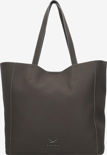 SANSIBAR Tasche in anthrazit, Produktansicht