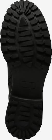 Suvarstomieji kulkšnis dengiantys batai 'Henrike' iš ABOUT YOU , spalva - juoda: Vaizdas iš apačios