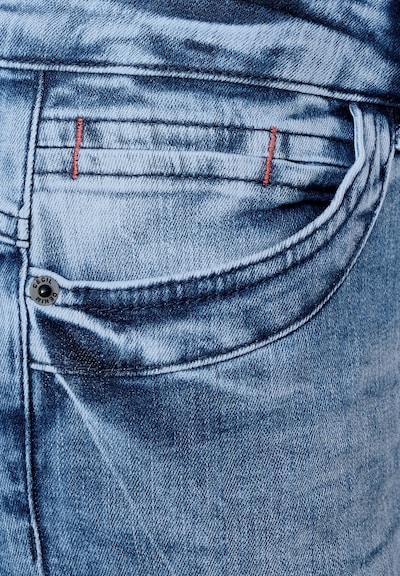 CECIL Jeans in blau / blue denim, Produktansicht