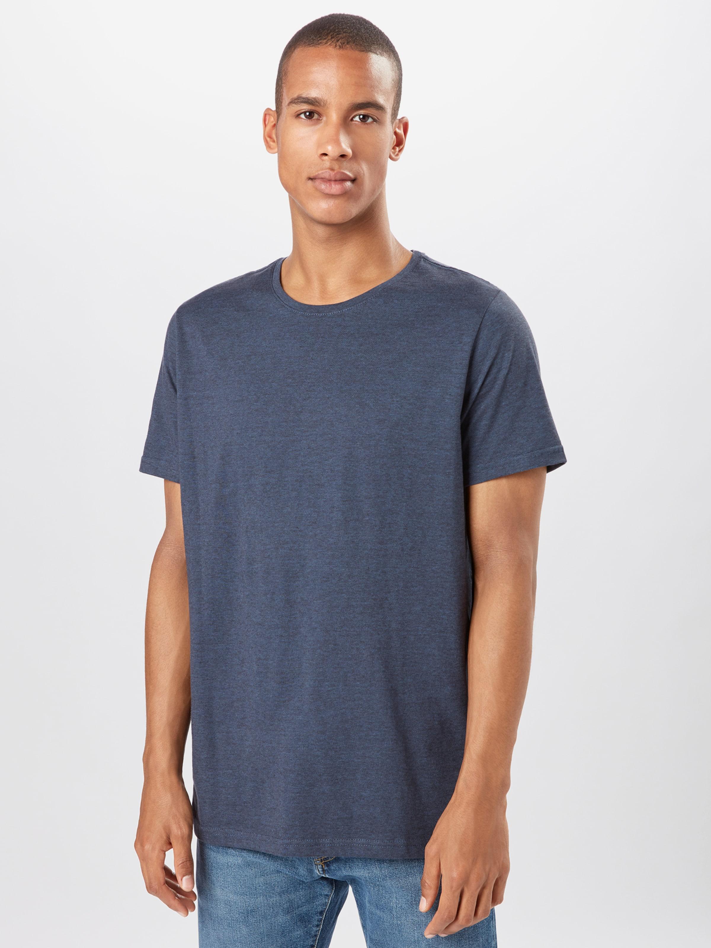 Matinique Shirt 'Jermane' in dunkelblau Jersey MAT0068002000001
