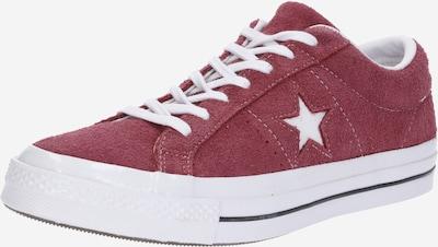 CONVERSE Sneaker 'One Star - OX' in bordeaux, Produktansicht