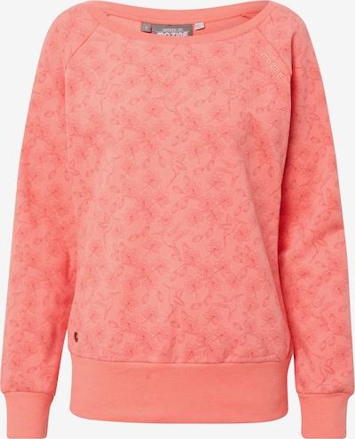mazine Sweatshirt 'Tanami' in de kleur Koraal, Productweergave