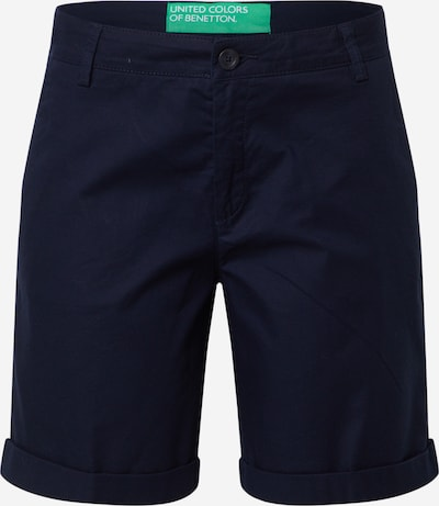 UNITED COLORS OF BENETTON Shorts in navy, Produktansicht