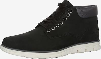 TIMBERLAND Bottines à lacets 'Bradstreet Chukka Leather' en noir, Vue avec produit
