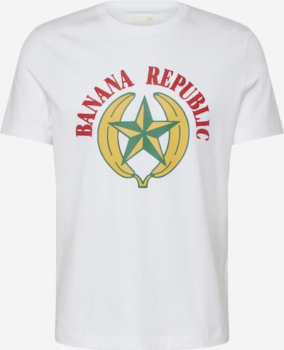 Banana Republic Shirt in de kleur Wit, Productweergave