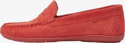 Marc O'Polo Moccasin in rot, Produktansicht
