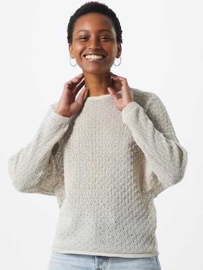 ONLY Pullover in stone, Modelansicht