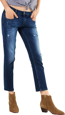 DIESEL 'Belthy' Straight Denim 084IJ
