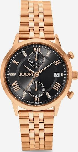 JOOP! Uhr in gold / schwarz, Produktansicht