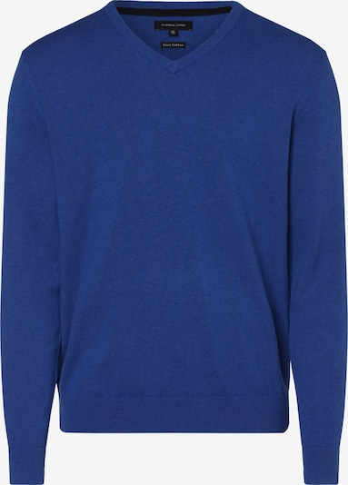 Andrew James Pullover in royalblau, Produktansicht