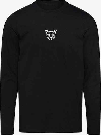 PARI T-Shirt 'Pia' en noir, Vue avec produit