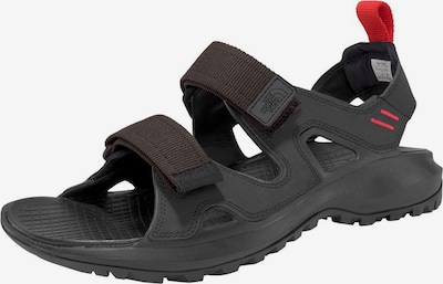 THE NORTH FACE Outdoorsandale 'Hedgehog Sandal III' in schwarz, Produktansicht
