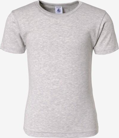 PETIT BATEAU Unterhemden in grau / mischfarben / naturweiß, Produktansicht