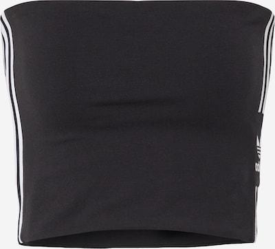 ADIDAS ORIGINALS Top - černá / bílá, Produkt