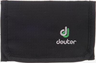 DEUTER Portemonnaie in schwarz, Produktansicht